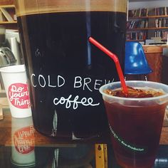 We are now making toddy/cold brew during these hot summer months! We are SO into it. Best cold coffee we have ever tried! _________________________________#marfa #coldbrew #nobitterness #worthit #delapaz #doyourthingcoffee via Instagram http://ift.tt/1JXnMmy