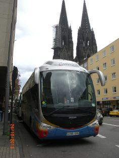 Autocares Carrera - Catedral de Colonia