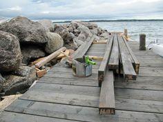 Tervantuoksuinen laituri Villa, Houses, Wood, Summer, Homes, Summer Time, Woodwind Instrument, Timber Wood, Trees