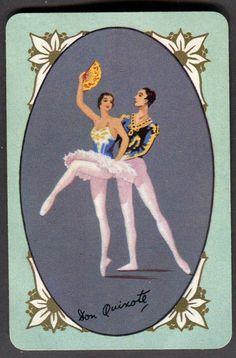 Vintage Coles Swap Card - Don Quixote *FREE POSTAGE* $30.00