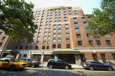 Dagostino Hall is New York University's main residence hall for law students. NYU is my dream law school.