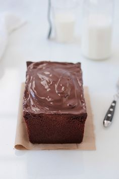 Food and Cook by trotamundos » Chocolate Pound Cake