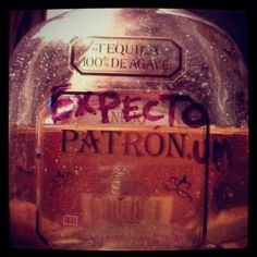 Harry Potter tequila