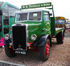 LEYLAND LORRY