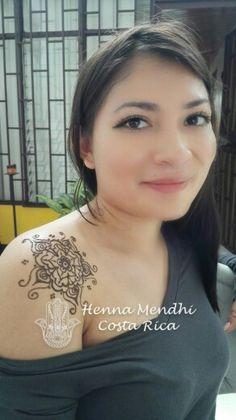 Henna Costa Rica Henna Tattoo Designs, Henna Mehndi, Costa Rica, Design Ideas, Tattoos, Henna Tattoos, Tatuajes, Tattoo, Tattos