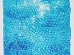 Het regent pijpenstelen 2 | lesidee | groep 5-6 | Laat maar Zien 3d Craft, Pool Water, Primary School, Art Education, Art Lessons, Art For Kids, Diy Crafts, Drawings, Winter