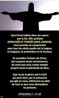 https://flic.kr/p/AMVk18 | Ephésiens 3, 17-20 | Ebenezer Halleluiah creation Photo domaine public