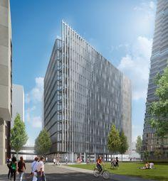 ISG wins 70m Imperial College biomedial hub