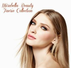 The Makeup Examiner: Mirabella Beauty Launches Faerie For Holiday 2014