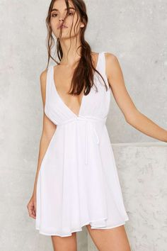 Tie Hard Wrap Dress - Sale: Newly Added   Sale: 20% Off   Day   Fit-n-Flare   LWD   Dresses   Summer Whites