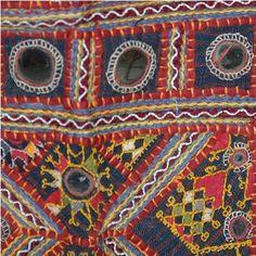 Gujarati Indian embroidery