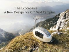 We always have our eyes open to spot new trends in the camping industry, and this new design in off grid camping trailer doesn't fail to disappoint.