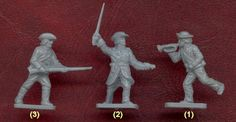 Plastic Soldier Review - Airfix Confederate Infantry