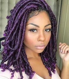 @voiceofhair . I love everything about this look @nel_makeup_kriola✨ #crochetbraids #voiceofhair voiceofhair.com