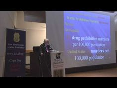 AN EYE-OPENING, COMPREHENSIVE LOOK AT THE SOCIAL DISASTER THAT IS DRUG PROHIBITION. Retired narcotics officer and LEAP co-founder, Jack Cole, presents a comprehensive case against drug prohibition and presents effective alternatives at the Center for Church and Prisons' National Conference on Mass Incarceration and Reentry.