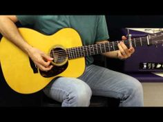 How To Play - The Script - Hall Of Fame - Beginner Chords - Acoustic Guitar Lesson - YouTube