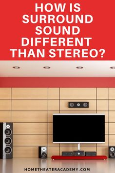 How is Surround Sound Different Than Stereo? – Keyomi-Sook✴️Fashion Apparel… How is Surround Sound Different Than Stereo? – Keyomi-Sook✴️Fashion Apparel✴️Accessories✴️IndiBrands✴️Vegan Brand✴️Name-Brands✴️Luxury Brands✴️BOHO – Home Theater Sound System, Home Theatre Sound, Best Home Theater, At Home Movie Theater, Home Theater Rooms, Home Theater Design, Home Theater Seating, Cinema Room, Honduras