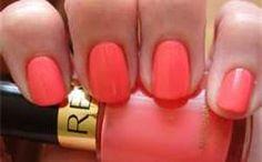 Coral Pink Nail Polish - Bing Images