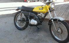 1970 Yamaha AT1 125 Enduro   eBay