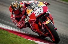 MotoGP - Fotogaleria Testes de Sepang Dia 3