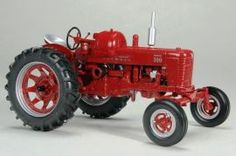 1/16 IH Farmall 300 LP Gas Wide Front Tractor, Highly Detailed - SpecCast Farm Toys, Case Ih, Toy Soldiers, Diecast, Cast Iron, Vehicles, Scale, House Ideas, Model