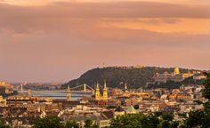 Budapest, Gellert Hill