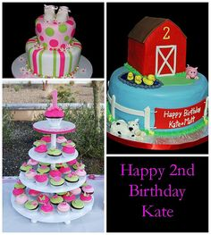 Love these cakes!