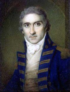 Captain Edward Riou