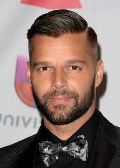Ricky Martin Photos: Press Room at the Latin GRAMMY Awards