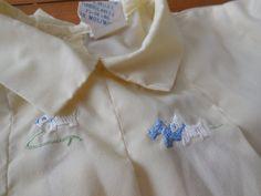 Size 18 month Vintage Feltman Bros Infant Baby Boy by LittleMarin,