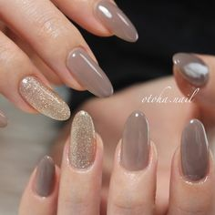 Chic Nails, Stylish Nails, Trendy Nails, Swag Nails, Subtle Nails, Neutral Nails, Pretty Nail Art, Cute Nail Art, Linda Nails