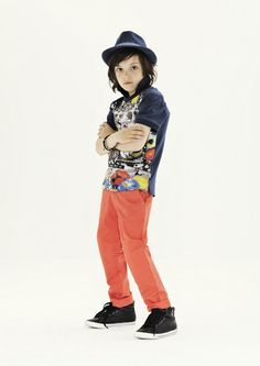 molo Lookbook SS13 kids fashion