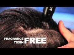 Coprire la ricrescita dei capelli bianchi