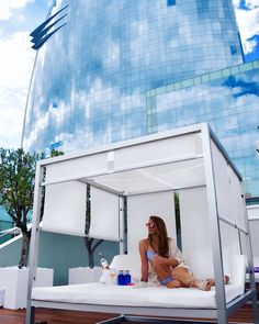 Staying at the W Barcelona