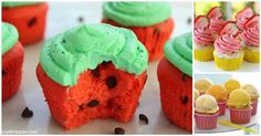 12 Cupcakes That'll Make You Taste The Summer | Diply