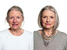 I'm over I want Bobbi Brown to make me look fabulous !Bobbi Brown - make up tips for women over 50 Makeup For 50 Year Old, Makeup Over 50, Makeup For Older Women, Emo Makeup, Hair Makeup, Asian Makeup, Korean Makeup, Beauty Secrets, Beauty Hacks