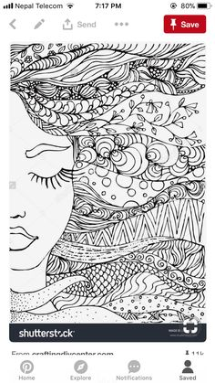 Create Out Own Coloring Book For Fun