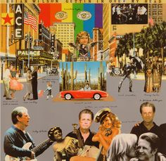 Brian Wilson-inspired Gettin' In Over My Head limited edition print by Sir Peter Blake