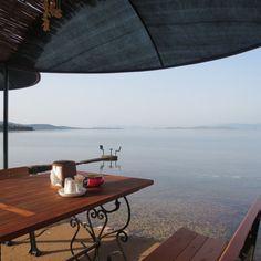 Ayvalik camp site #camping #turkey #touring #rtw #travel