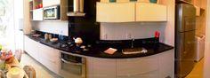 Apartamento 3 Quartos Decorado Terra Mundi Parque Cascavel - Cozinha 180º