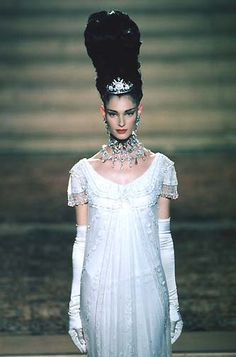 Alexander McQueen for Givenchy, Autumn/Winter 1997, Couture