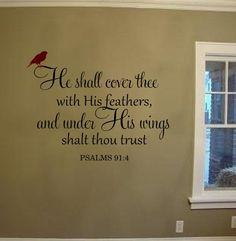 psalm 91 11 kjv