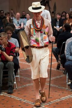 Junya Watanabe Spring 2016 Menswear Collection Photos - Vogue