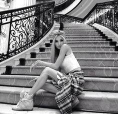 Pia Mia.. One of my many style inspirations