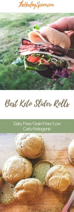 Ketogenic bread? Sure, tastes great - tons of fiber and you can make ahead and freeze!!!