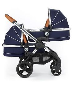 Twin Carrycot stroller