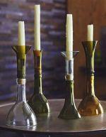 Claret Bottle Pendant Lamps Roost