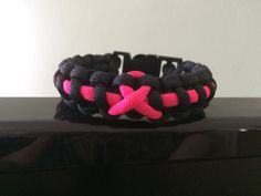 Check out this Breast Cancer Awareness item in my Etsy shop https://www.etsy.com/listing/225754957/breast-cancer-awareness-550-paracord
