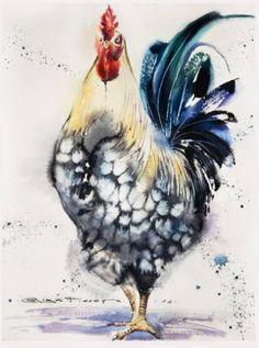 """Saatchi Art Artist Olga Flerova; Painting, """"Spotted and proud"""" #art"""