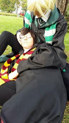 A(z) Harry Potter cosplay (Drarry) nevű tábla 20 legjobb képe